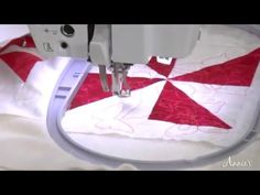 Grand Sewing Embroidery Designs At Home Ideas. Beauteous Finished Sewing Embroidery Designs At Home Ideas. Machine Embroidery Quilts, Sewing Machine Quilting, Machine Quilting Designs, Machine Embroidery Projects, Embroidery Software, Quilting Tips, Applique Quilts, Embroidery Ideas, Embroidery Stitches