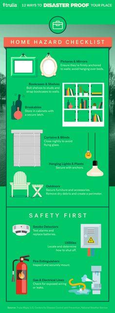 Home Hazard Checklist
