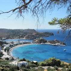 Kapsali, Kythera Island, Greece