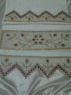 havlu Fabric Origami, Anarkali, Diy Art, Salons, Diy Crafts, Decoration, Handmade, Painting, Crochet Hammock