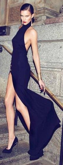 that black dress ♥✤ | Keep the Glamour | BeStayBeautiful
