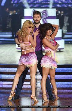 Jay e @AlionaVilani ensaiando turnê do Strictly Come Dancing em Birmingham, na Inglaterra. (21 jan.)