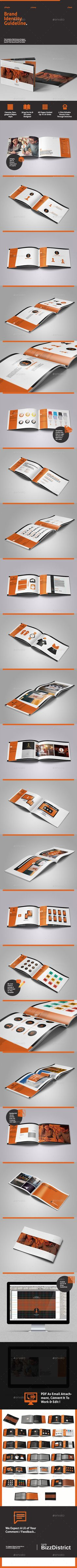 Brand Identity Guidelines - Informational Brochures - Designer Kit, please digest & check..