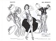 Nell Brinkley paper doll