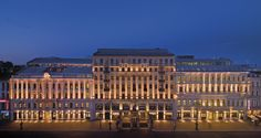 The luxury Corinthia Hotel St Petersburg has created a package following in the footsteps of 'War & Peace' http://hero-and-leander.com/follow-footsteps-war-peace-corinthia-hotel-st-petersburg