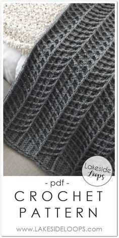 Easy Crochet Afghans Modern thick and cozy . this chevron crochet blanket pattern includes 3 sizes to make the perfect stroller blanket crib blanket or afghan. This easy to read pattern includes right hand Chevron Crochet Blanket Pattern, Modern Crochet Blanket, Modern Crochet Patterns, Crochet For Beginners Blanket, Baby Blanket Crochet, Crib Blanket, Stroller Blanket, Crochet Baby, Crochet Blankets