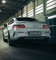 New #Mercedes #AMG C63 Coupe 2016/2017
