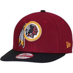 dc5dbaf0995 Men s New Era Graphite Washington Redskins Mesh Fresh 9FIFTY Adjustable  Snapback Hat