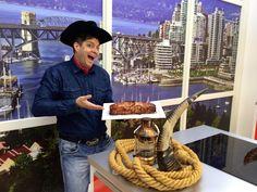 Nejchutnější slaninová bomba recept, včetně nejchutnější BBQ omáčka rece...