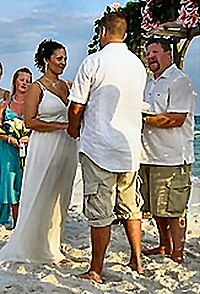 mens beach wedding attire...perfect for Joe and his groomsmen. -love the kahki cargo pants!! -lb