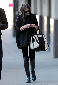 #OliviaPalermo and that unnamed bag. Anyone?