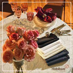 Que tal uma mesa repleta de luxo e modernidade?