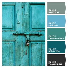 Adore this colour scheme.