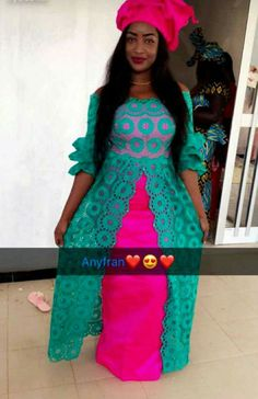 African Wear Designs, African Lace Styles, African Lace Dresses, African Fashion Dresses, Africa Fashion, African Print Fashion, African Traditional Dresses, Traditional Outfits, Lace Dress Styles