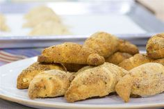 Christina Tosi's chicken puffs