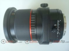 First image of the upcoming Samyang 24mm f/3.5 tilt-shift lens