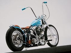 THIS IS MY DREAM BIKE 100% so want this bike !!!!!!! 2005 Rigid Ankle Biten Bobber #harleydavidsonchoppersapehangers