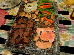 """Carole's Thoughtful Spot: Finally, Our Swiss """"Raclette"""" Grill Meal!"""