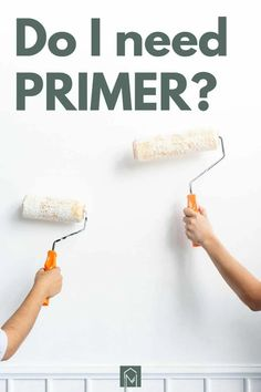 Do I need primer before painting? Learn when to use primer and how to use primer before beginning your next paint job. Priming walls is an important step in the painting process. To achieve professional results at home, learn how to properly prime your surfaces before painting.