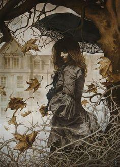 Riccardo Federici #autumn #art