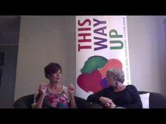 Patti and Deb talking about Creativity