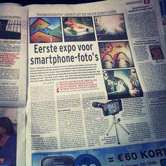 Het Laatste Nieuws - November 2011 - Phoneography