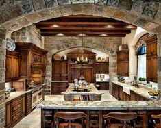 Over 710 Different #Kitchen #Design Ideas pinterest.com/... Thanks to njestates.net/