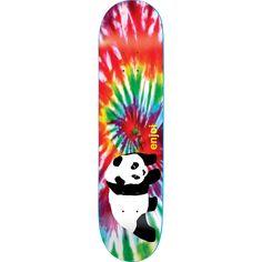 ENJOI TIE DYE PANDA DECK-8.25 r7#1lt2f #1lt2fskateshop #fashion #skateboarding #skateboard #longboarding #mensfashion #womensfashion #fashion #apparel #skatedecks #toys #games #dccomics #marvel #music