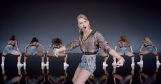 The Chola: Well, it wouldn't be a pop video without a little bit of cultural appropriation, right? Also: knee pads. via @stylelist | http://aol.it/1vcJ7Ax