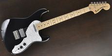 FENDER / Pawn Shop'70s Stratocaster Deluxe Black Guitar Free Shipping! δ