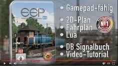 Mit der No. 1 Eisenbahn-Simulation erschaffen Sie  am PC Ihre eigene Welt:  https://www.youtube.com/watch?v=hOAAJYdfsEs