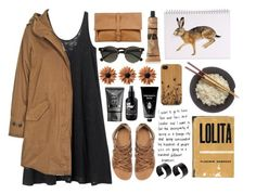 Day Out. by fashionispurebliss on Polyvore featuring Monki, Woolrich, Zara, MM6 Maison Margiela, ASOS, mae, Carven, NARS Cosmetics, Aesop and TOKYOMILK