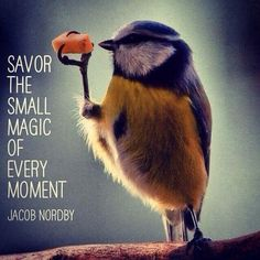 Every moment.....