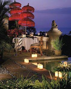 Four Seasons Resort, Bali Indonesia