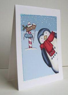 Eu amo pinguim!!!!