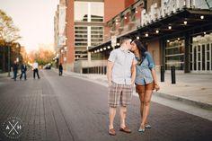 criston   garrett: a downtown memphis engagement.