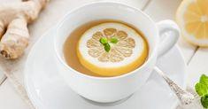 Recette de Thé détox citron-gingembre. Facile et rapide à réaliser, goûteuse et diététique. Ingrédients, préparation et recettes associées.