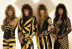 stryper, hair bands for Jesus-80's!