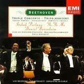 Precision Series I Perlman/Barenboim - Beethoven:Triple Concerto for Violin