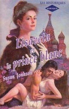 Couverture de lisaveta et le prince blanc
