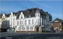 "Duisburg Rheinhausen, Gasthaus ""Zum Rathaus""."