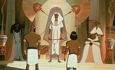 The Prince of Egypt Dreamworks Animation, Animation Film, Disney Animation, Egypt Girls, Egypt Concept Art, Egypt Movie, Laika Studios, Prince Of Egypt, Color Script
