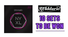 IT'S COMPETITION TIME!!  We've got 5 sets of D'Addario Strings and Planet Waves gauge 9's and 5 sets of D'Addario Strings and Planet Waves gauge 10's to give away.  All you have to do is LIKE OUR FACEBOOK PAGE & LIKE & SHARE the post to be in with a chance of winning a set… https://www.facebook.com/guitarbitz/photos/a.10150361723123946.354731.110577068945/10152324794863946/?type=1&theater  The winner will be announced on 9th September 2014. Only open to UK Residents.