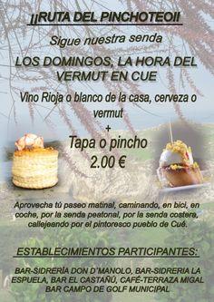 #rutagastronomica, #pinchos y #tapas en #Cue, #LLanes, #Asturias, #Spain, #Hotel #Migal.#Restaurante #Migal.