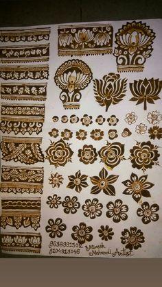 Henna Tattoo Designs Simple, Full Hand Mehndi Designs, Bridal Henna Designs, Mehndi Designs For Beginners, Dulhan Mehndi Designs, Latest Mehndi Designs, Mehendi, Rangoli With Dots, Mehndi Images