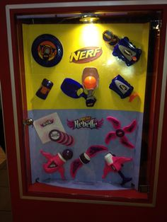 Gendered Nerf toys (thanks @ Karly_fornia!)