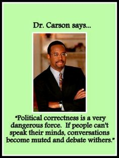 Dr. Ben Carson, a true Man of Honesty and Integrity!