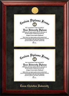 Northwestern University diploma frame campus degree certificate framing gift graduation frames plaque certification award document