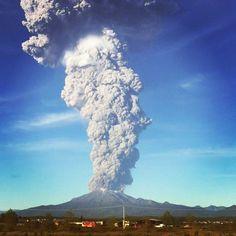 #volcan #calbuco #sur #Chile #catastrofe #natural #erupción #gran #america #cenizas #regiondeloslagos #emergency