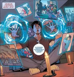 #ClippedOnIssuu from Young avengers v2 #1                                                                                                                                                     More
